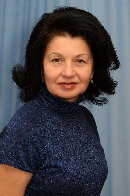 Шаповалова Інна Альбертівна